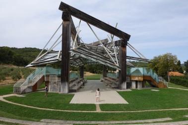 Frank O. Gehry PAVILION DE MUSIQUE 2008